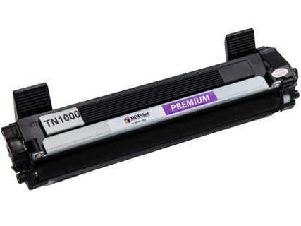 Zgodny z TN1030 toner do Brother 1612W 1612WE 1610WE 1512E 1510E 1112E 1110 1k Premium DD-Print TN1030DP
