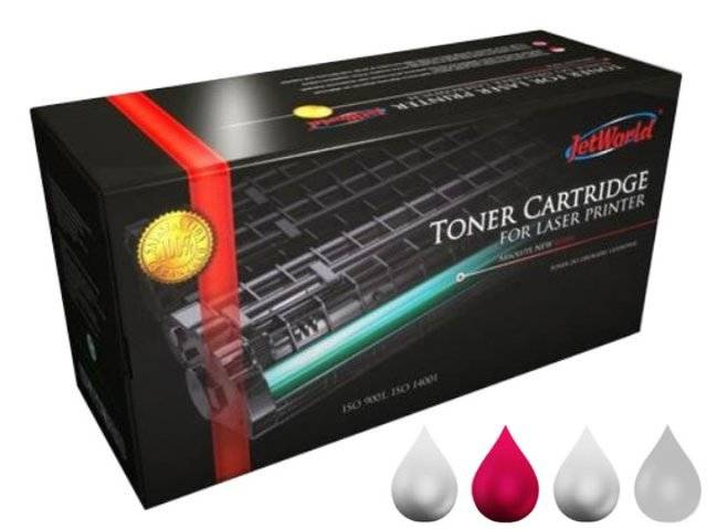 Toner JetWorld JW-D3110MR zamiennik 593-10172 do Dell 8k Magenta